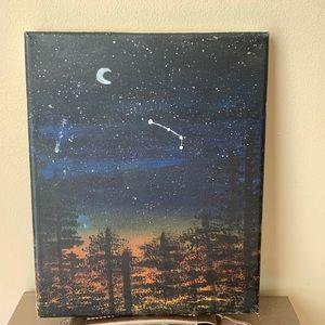 "8""x10"" Acrylic painting"